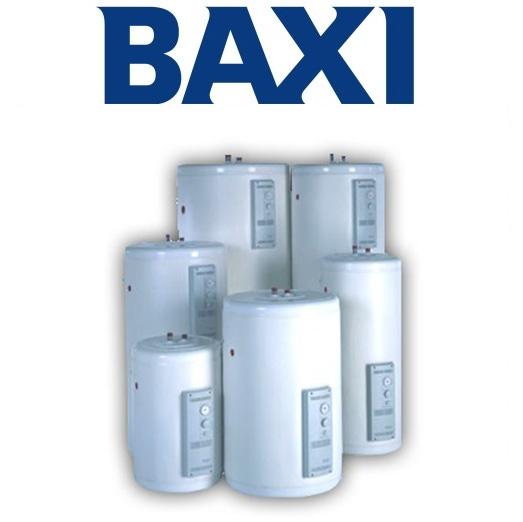 Termoacumuladores INOX c/ 1 Permutador-BAXI