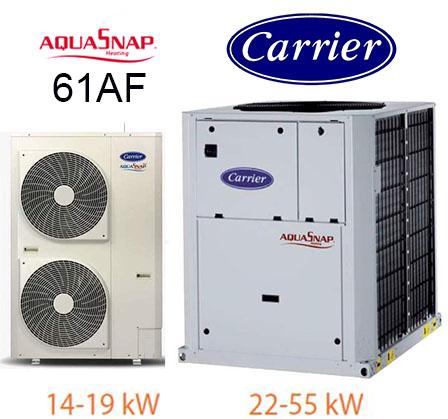 B.Calor Aquecimento 65ºC s/Mod.Hidraulico-CARRIER