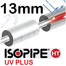 Isolamento Solar 13mm c/ Protecção contra raios UV