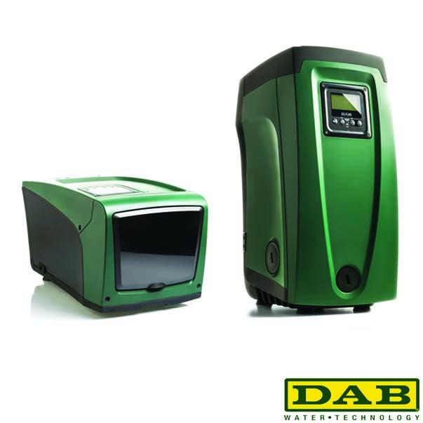Sistemas de Pressurização Domésticos - DAB