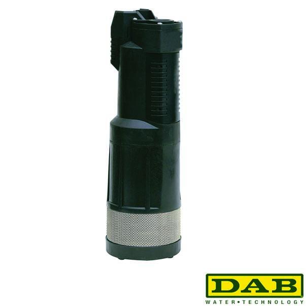Electobombas Submersiveis Pressurização - DAB